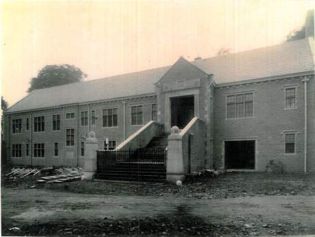 Building fasade